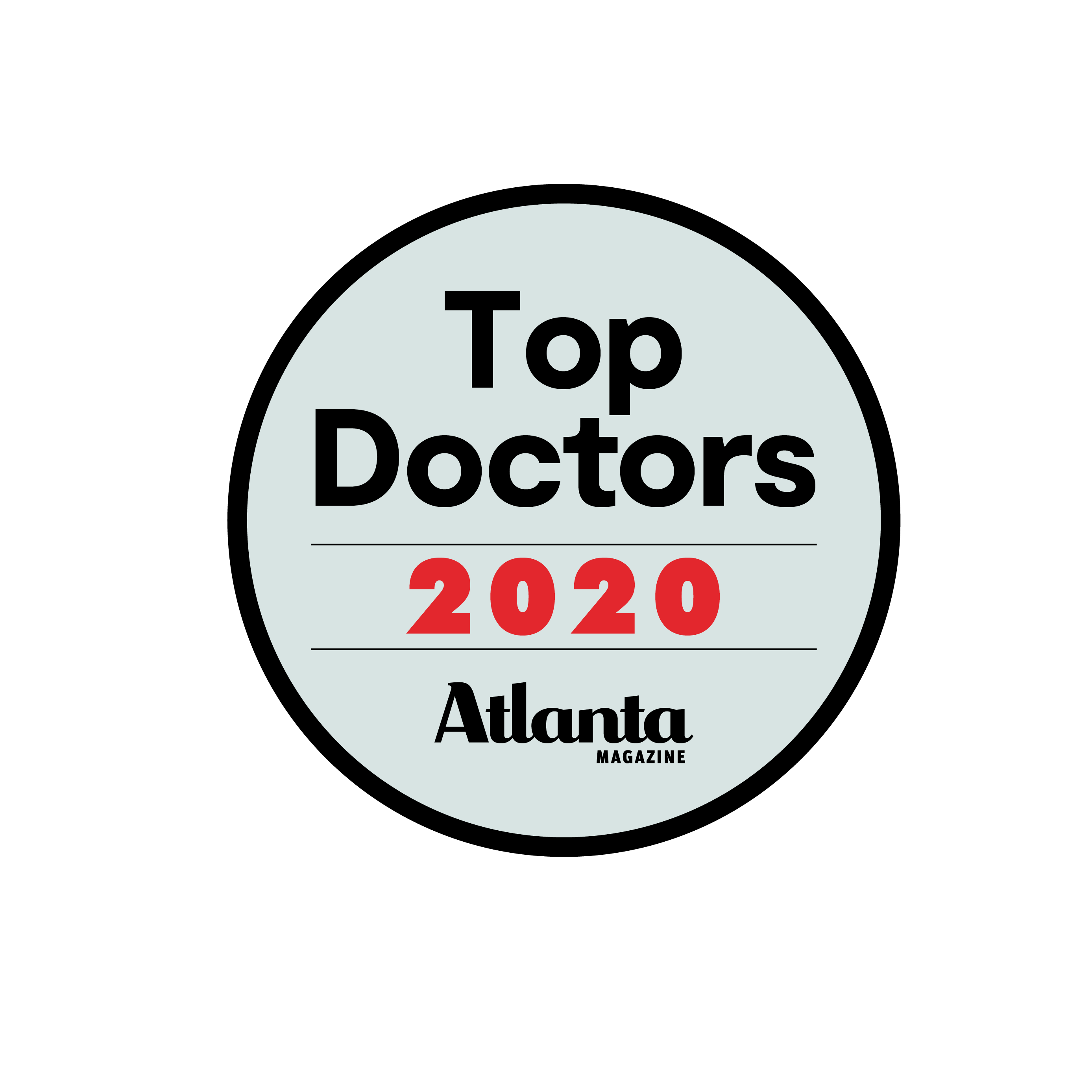 Dr. T 2020 Top Doctor Award!